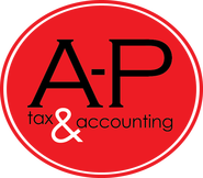 Image of the A-P Tax & Accounting Logo