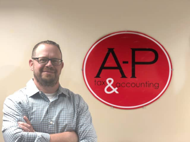 Cory Troyna from A-P Tax Accounting Image