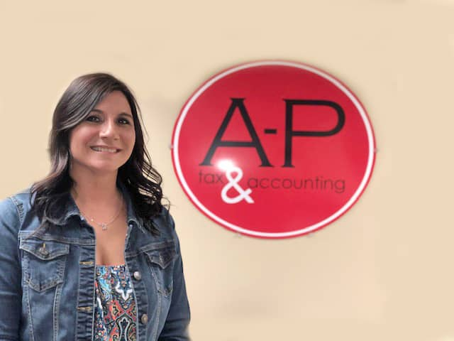 Amy Grill from A-P Tax Accounting Image